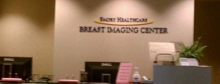 Emory Healthcare Breast Imaging Center is one of Wendyさんのお気に入りスポット.