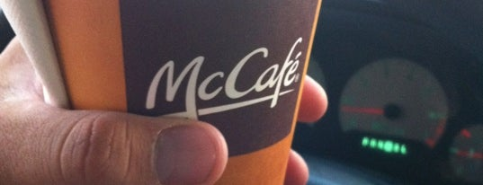 McDonald's is one of Viaggio Usa.