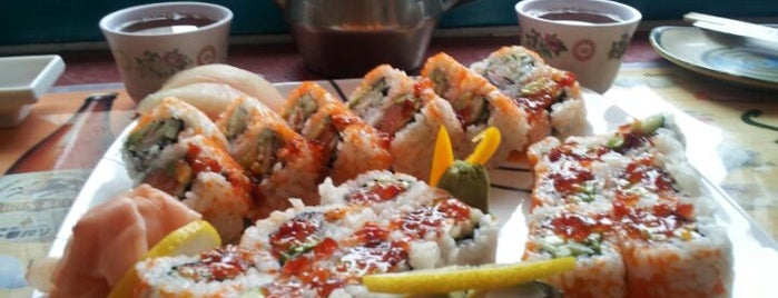 Seong's Sushi Bar & Chinese Take Out is one of Juneau, Alaska.