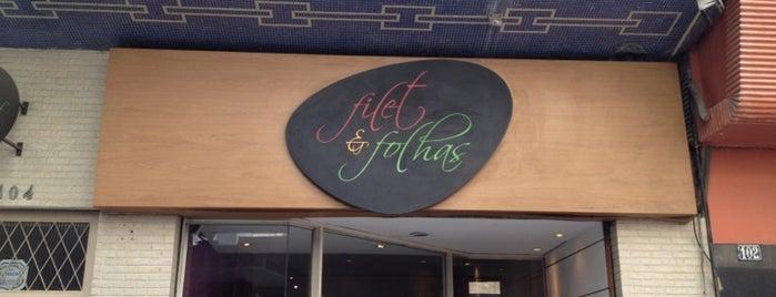Filet & Folhas is one of Tempat yang Disukai Daniel.
