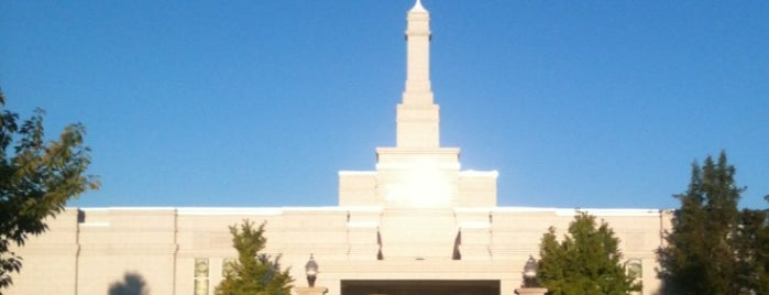 Medford Oregon Temple is one of Roadtrip August 2014.