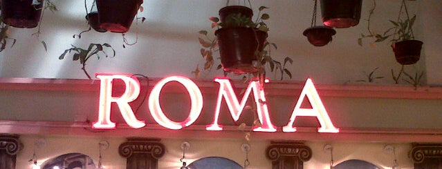 Pizza Roma is one of Buenos aires.
