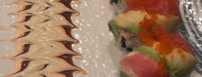 Kakui Sushi is one of SF Bay Area (East & South).