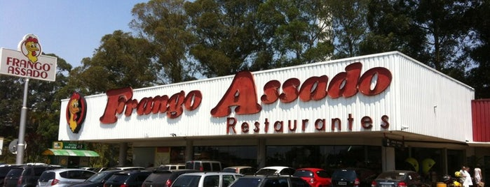 Frango Assado is one of Lugares favoritos de Alberto J S.