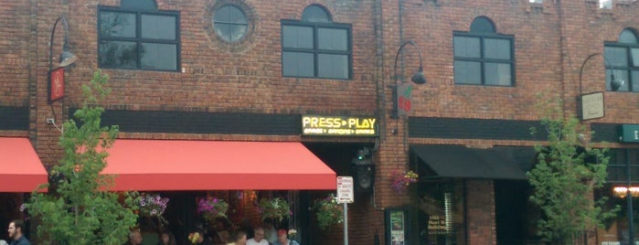 Press Play is one of Jay : понравившиеся места.