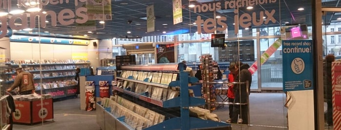 Free Record Shop is one of Bélgica.