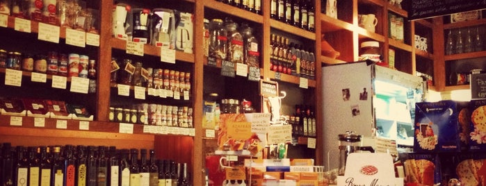 Cucina Paradiso is one of BUE - Food.