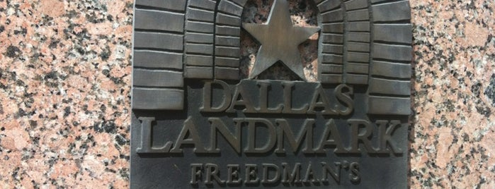 Freedman's Memorial Cemetery is one of Lugares favoritos de Lewis.