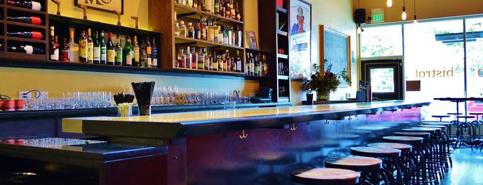 Urchin Bistrot is one of The San Franciscans: Mission.
