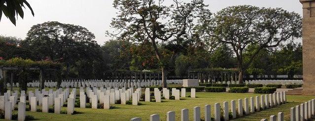 Delhi War Cemetry is one of Lugares favoritos de Dave.