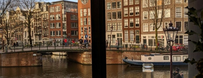 Museum Café is one of Amsterdam.