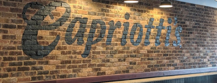 Capriotti's Sandwich Shop is one of Chicago.