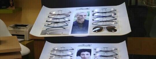 Eye Appeal Optical is one of Izzy 님이 저장한 장소.