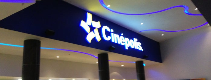 Cinépolis is one of Marcelo 님이 좋아한 장소.