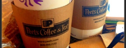 Peet's Coffee & Tea is one of Paul'un Beğendiği Mekanlar.