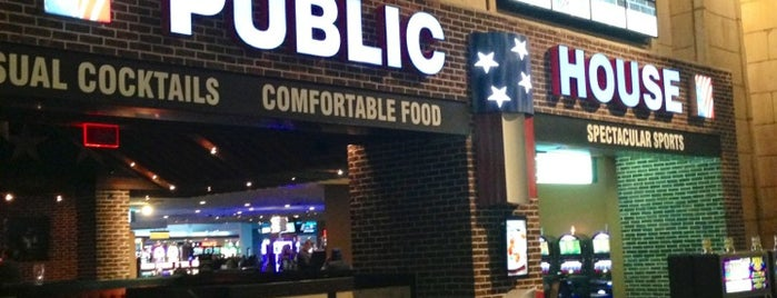 Public House is one of Restaurants on the Strip..