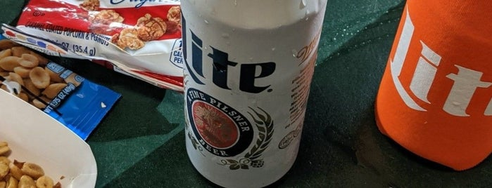 Miller Lite Flite Deck is one of Places.