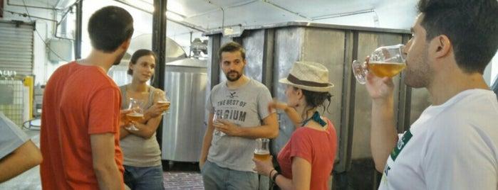 Brasserie de la Lesse is one of Beer / Belgian Breweries (2/2).