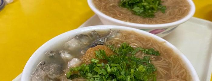 陳記專業腸蚵麵線 is one of Taipei.