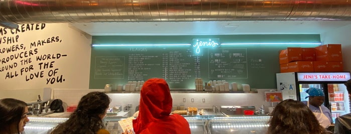 Jeni's Splendid Ice Creams is one of LA.