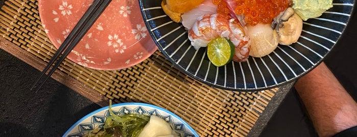 礫川 is one of taipei chirashi..