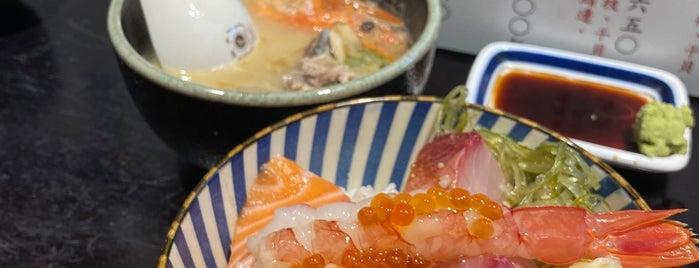 旨丼生魚片丼飯專賣店 is one of taipei chirashi..