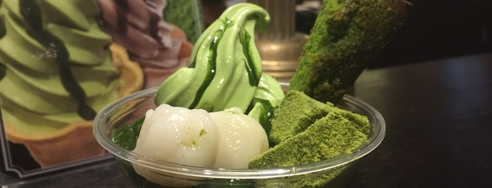108 MATCHA SARO 抹茶茶廊 is one of Taipei - to try.