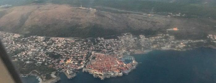 Dubrovnik Airport (DBV) is one of Locais curtidos por Marlyn Guzman.
