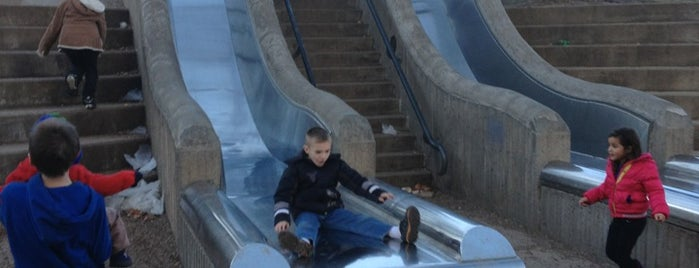 Slides is one of Family Fun.