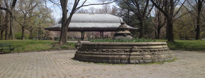 Oriental Pavilion is one of Prospect Park.