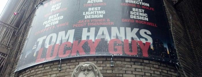 Broadhurst Theatre is one of Obras que me Encantaron en NY.