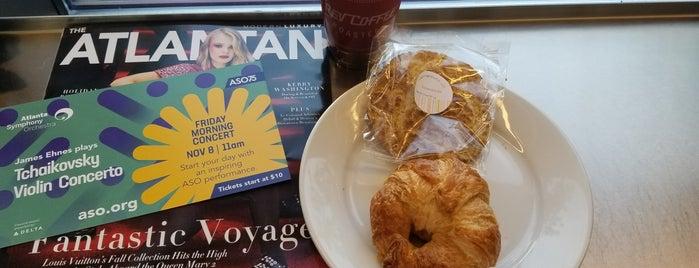 Octane Coffee is one of Atlanta 2017.