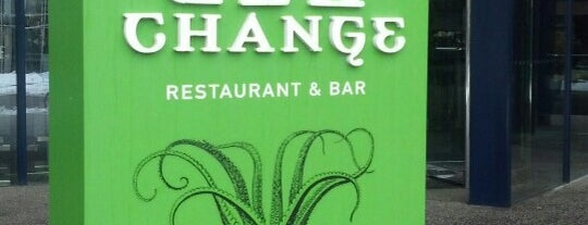 Sea Change is one of Fav restaurants.