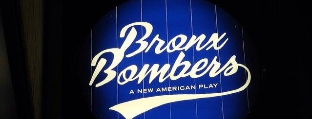Bronx Bombers is one of Fred'in Beğendiği Mekanlar.