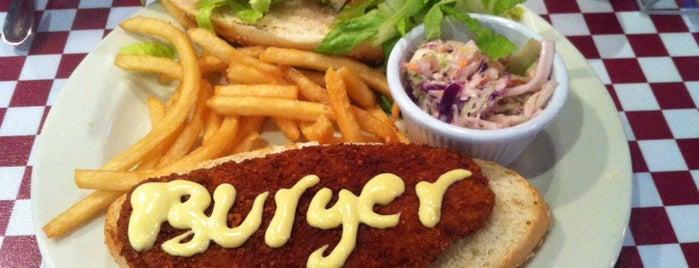 Avila Burger is one of Gespeicherte Orte von Alex.