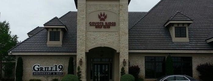 Coyote Ridge Golf Club is one of สถานที่ที่ Seth ถูกใจ.