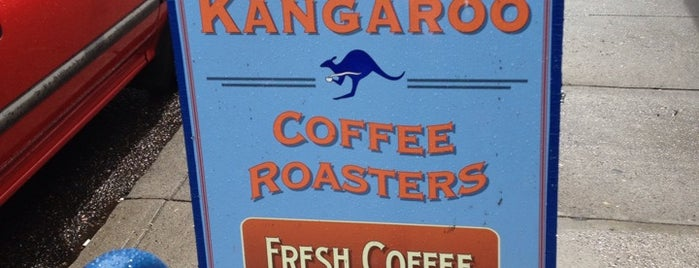 Blue Kangaroo Coffee Roasters is one of Posti che sono piaciuti a Susan.