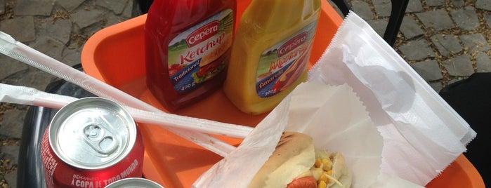 Hot Dog do Alemão is one of Sao Paulo.