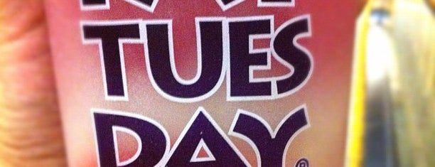 Fat Tuesday is one of Vegas Places with Check-In Deals.