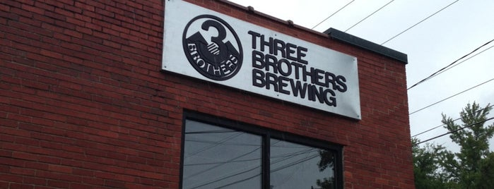 Brothers Craft Brewing is one of Breweries.