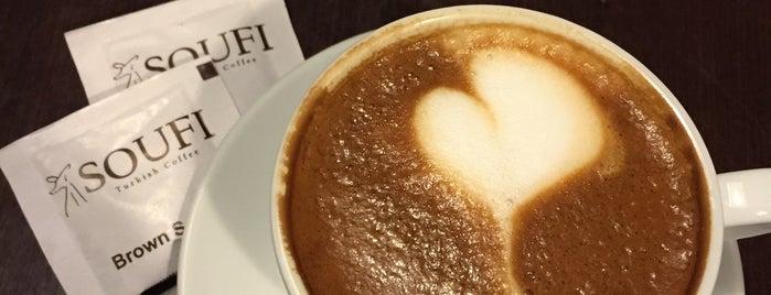 Moon Café | کافه مون is one of Tempat yang Disukai H.