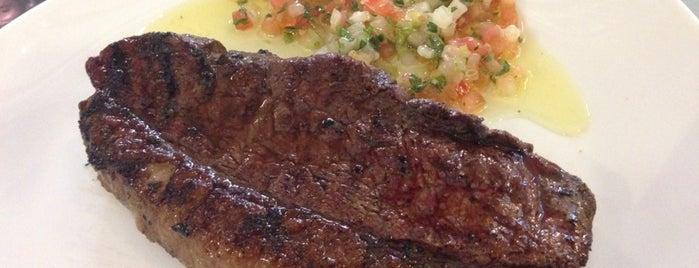 Salve Jorge is one of Minha experiência gastronômica II.