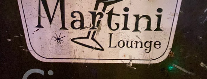 Dirty Martini Lounge is one of Mexico.