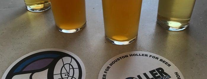 Holler Brewing Co. is one of Cusp25 님이 좋아한 장소.