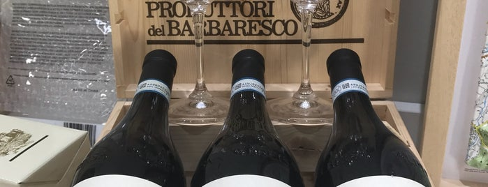 Produttori del Barbaresco Soc. Agricola Coop. is one of Cusp25さんのお気に入りスポット.