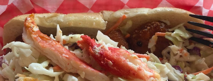 Tracy's King Crab Shack is one of Lieux qui ont plu à Cusp25.