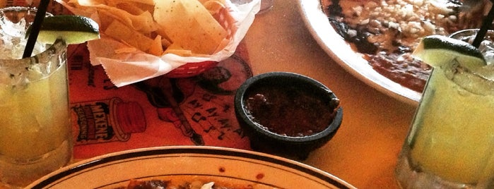 El Real Tex-Mex Cafe is one of Cusp25 : понравившиеся места.
