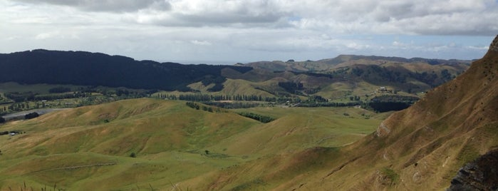 Te Mata Peak is one of Lieux qui ont plu à Cusp25.