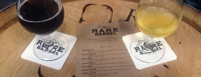 The Rare Barrel is one of Posti che sono piaciuti a Cusp25.