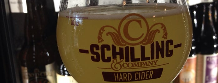 Schilling Cider House is one of Cusp25さんのお気に入りスポット.